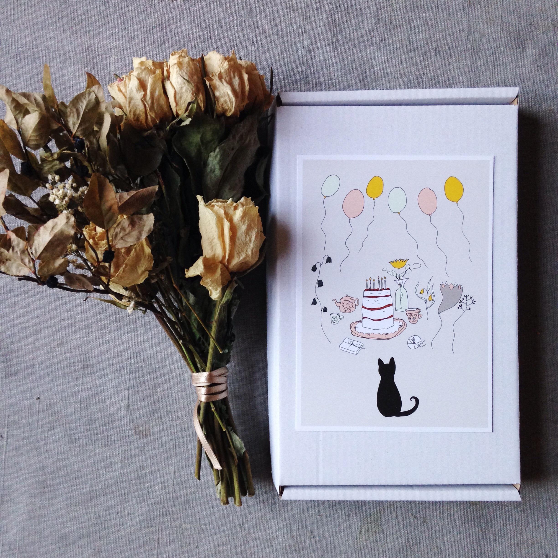 present-med-kattkort